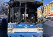 В Кирове назвали причину пожара в троллейбусе с пассажирами