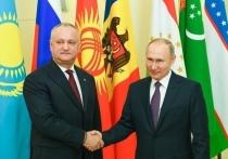 Россия протягивает руку братской помощи Молдове