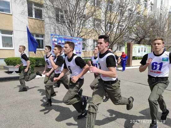 Железноводск отличился в Лиге Военно-патриотических клубов