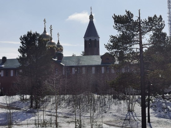 Пасху в Ноябрьске отметят ночным богослужением и встречей Благодатного огня