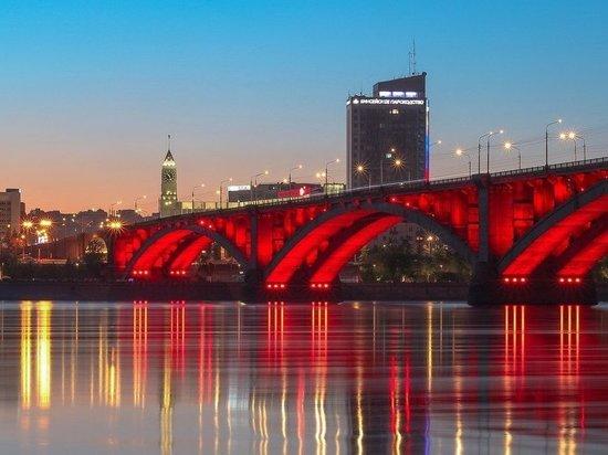 В Красноярске ищут подрядчика для строительства подъездов к Высокогорному мосту
