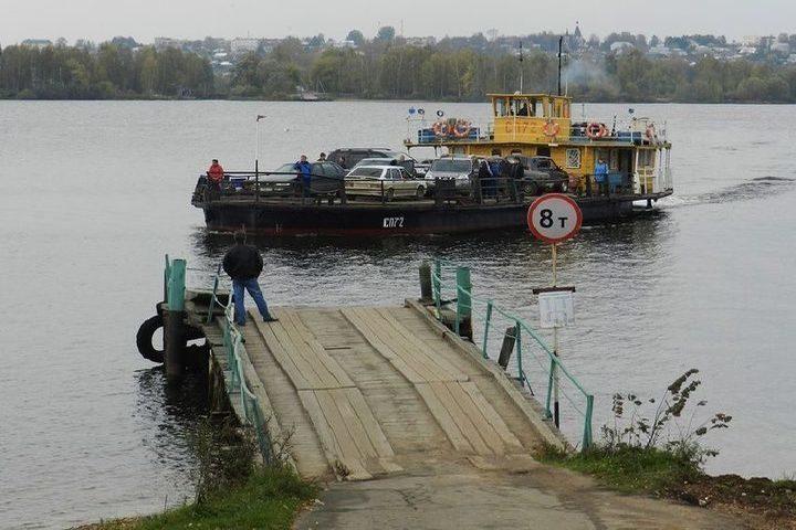 Открытие навигации на Волге в Красносельском районе Костромской области отложили на неделю