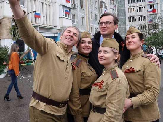 Фронтовые бригады с песнями военных лет выступают на Ставрополье