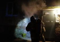 22 техногенных пожара зарегистрировали в Смоленской области за сутки