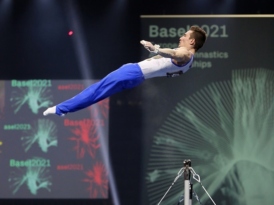 Сборная по спортивной гимнастике триумфально выступила на чемпионате Европы в Швейцарии