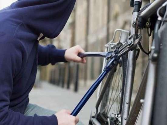 В Архангельске участились кражи велосипедов и самокатов