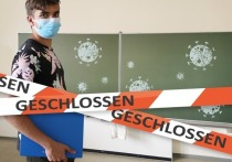 Германия: школы могут закрыть до конца учебного года