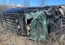 В Оймяконском районе Якутии в результате ДТП пострадали пассажиры