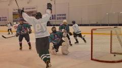 Хоккейный турнир ветеранов прошел в ЕАО