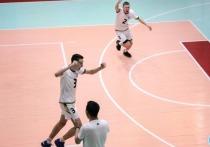 Якутские волейболисты стали призерами II этапа Спартакиады молодежи России