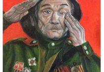 Рисунок юной художницы из Якутии стал одним из лучших конкурса «Мои герои большой войны»