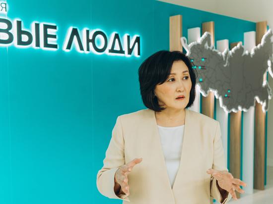 Народный мэр Якутска Сардана Авксентьева предлагает сохранять налоги в регионах
