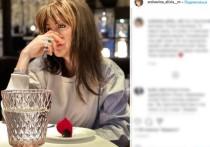 Алиса Аршавина с провалившимся носом появилась в студии Малахова