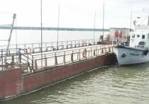 Под Новосибирском открыли паромную переправу Спирино-Чингис