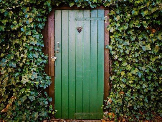 В Миассе деревянный туалет в саду провалился вместе с пенсионеркой