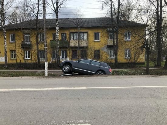 В Твери нашли убежавшего с места ДТП водителя
