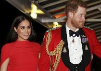 У Гарри и Меган назрел новый скандал с королевской семьей