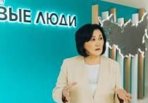 Партия «Новые люди» объединилась с Сарданой Авксентьевой перед выборами в Госдуму