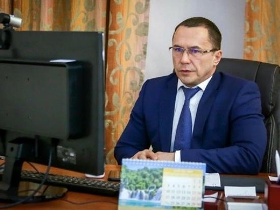 Дмитрий Бердников ознакомил школьников со строительством Ленского моста