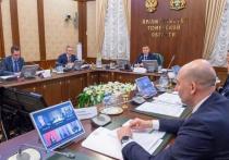 В правительстве Тюменской области обсудили вопросы жилищного строительства