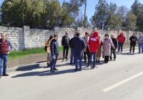 Активисты ОНФ проверили отремонтированные дороги Симферополя: есть вопросы