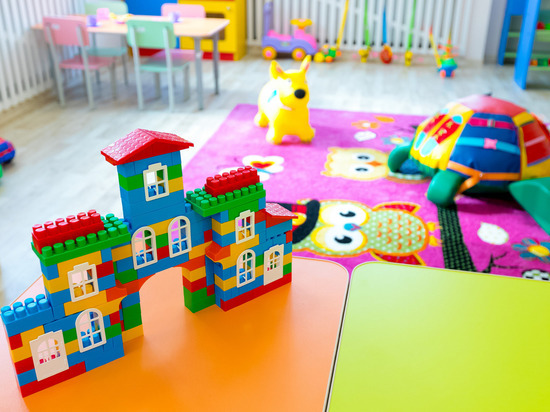 Детские сады Челябинска будут работать с 4 по 7 мая