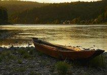 В Кемерове пошел на спад уровень воды в реке Томь