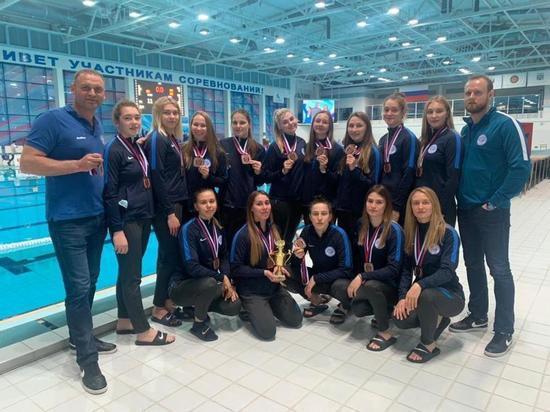 «Динамо-Уралочка» - обладатель бронзовых медалей Чемпионата России по водному поло