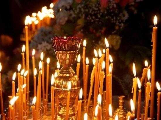 У православных Калмыкии началась Страстная неделя