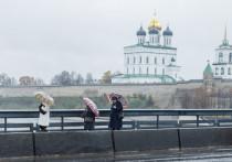 Дождь со снегом прогнозируют в Псковской области 27 апреля