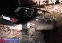 В Юже пьяная автоледи съехала в кювет, а в Иванове столкнулись две «легковушки»