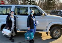 Привиться против коронавируса дома смогут маломобильные жители Пуровского района