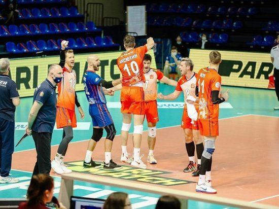 енисей волейбольный клуб красноярск мужчины