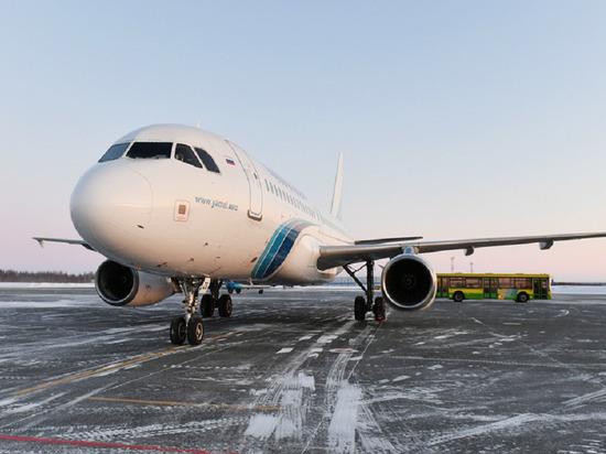 В Симферополь и Сочи с мая из городов ЯНАО начнут курсировать прямые самолеты
