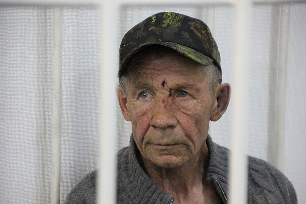 Обвиняемого в убийстве главы УФСИН отправили в СИЗО Читы: фото из суда