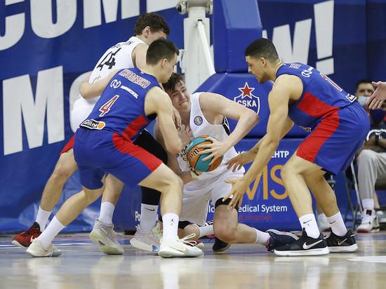 Армейская неожиданность: ЦСКА закончил регулярный сезон на четвертом месте