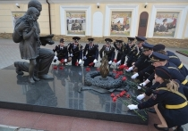 12 полицейских в Смоленске поклялись служить народу и Отечеству