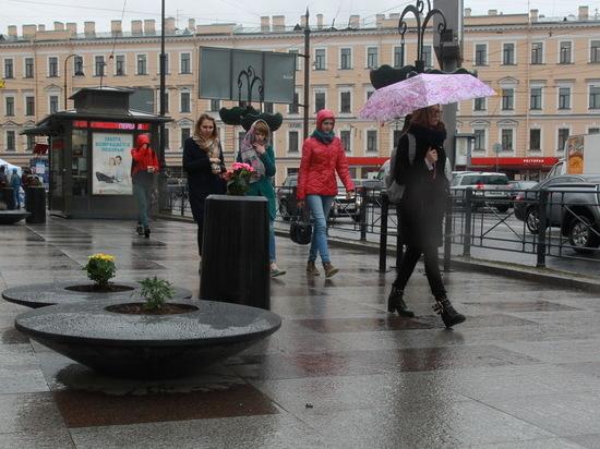Ближе к Пасхе дожди в Петербурге закончатся, в Ленобласти возможен гололед