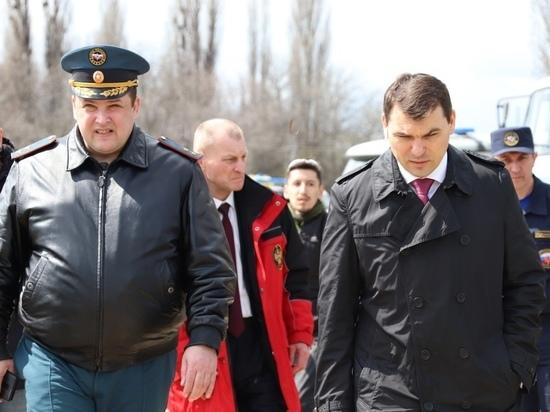 На Кубани в рамках Всероссийского командно-штабного учения проверили работу всей системы РСЧС