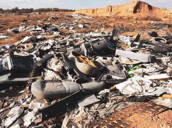 Игорю Бабушкину стыдно и обидно, что Астраханская область тонет в мусоре