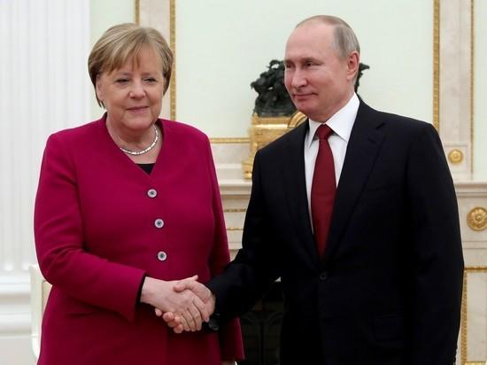 Меркель: «Спутник V» нужен ФРГ только вслучае скорой регистрации вЕС