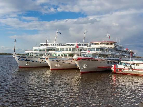 В Нижегородской области ожидают около 240 тысяч круизных туристов