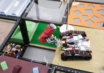 RoboSkills 2021: роботы сражались в ПетрГУ и кванториуме Сампо