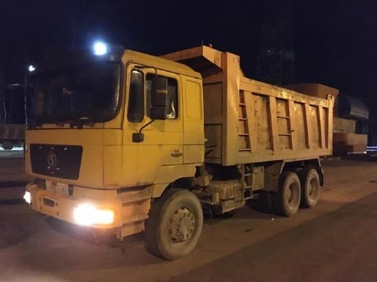 Устроивших несанкционированную свалку граждан задержали в Ступино