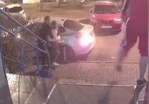 Инцидент произошел в ночь на 26 апреля на улице Чернышевского