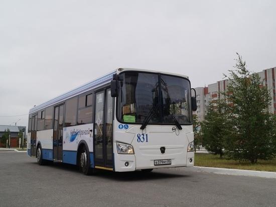 Автобусы Нового Уренгоя с 1 мая поедут по летнему расписанию