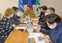 Глава Якутии провел заседание оперативного штаба Ленского района