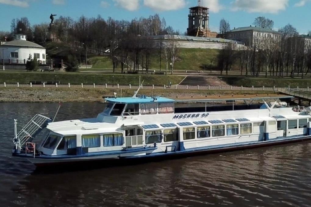 Костромичи удивлены: цены на речной трамвайчик «Москва-52» не увеличатся