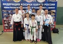 Серпухович победил на Кубке России по каратэ