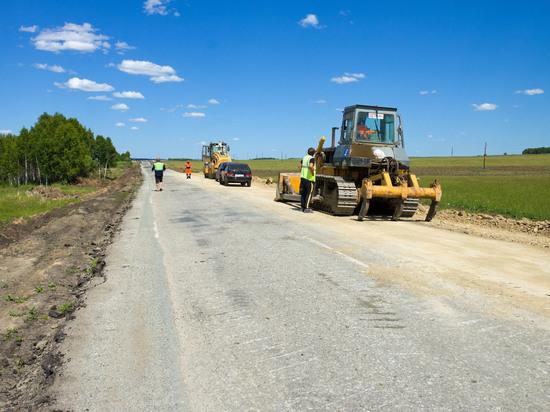 На трассе М-5 в Челябинской области ограничат движение транспорта